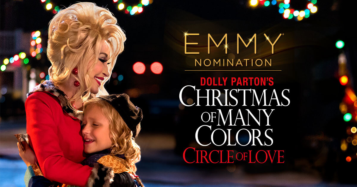 Emmy Nominated - Christmas of Many Colors